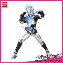 Prettyangel genuíno bandai tamashii nações s. h. figuarts kamen rider construir figura de ação