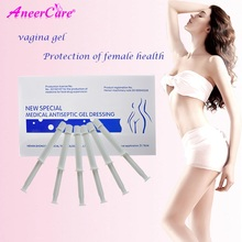 3pcs/box Vaginal gel for female Tightening Anti-inflammation Traditional chinese medicine Medical product Detox lubricant