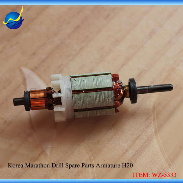 High Quality Micro Motor Drill Accessories Spare Parts & Components Marathon Korea Saeyang SDE-H20 Handpiece Drill Armature original korea saeyang marathon handpiece h37l1 sh37ln components micro drill three spring 3 0mm collect chuck dental laboratory