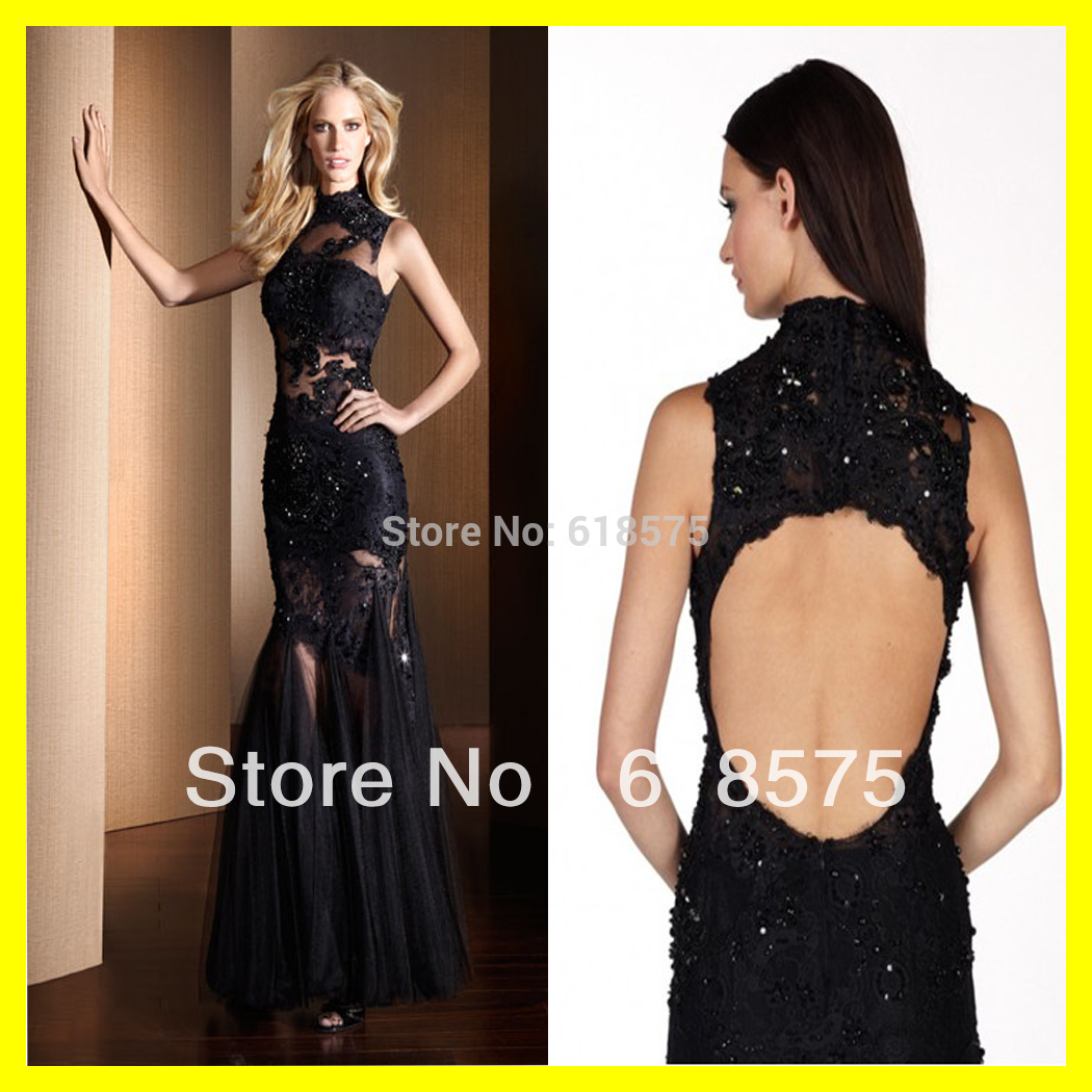Evening Dress Lace Dresses Gold J Kara Cocktail Australia Trumpet  Mermaid  Floor Length Built In Bra Tassel None Hig 2015 Cheap-in Evening Dresses from  ... a62ba210659e