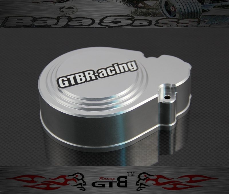 GTBracing Alloy Gear cover for 2 speed kit for baja 5b ,ss ,5t speed gear в луганске