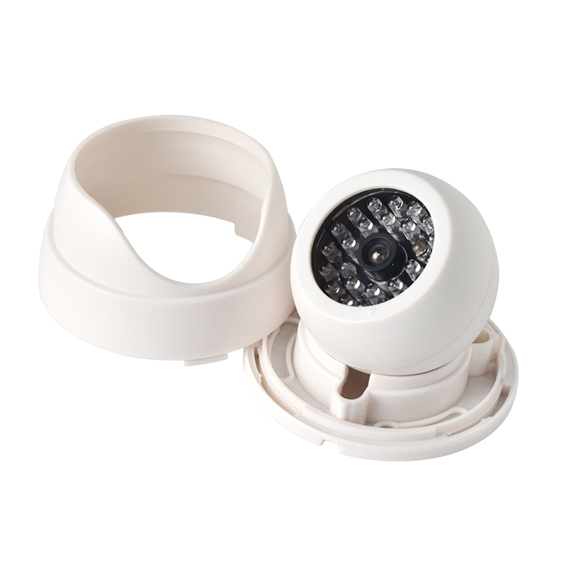 HOT LED Light Home Outdoor CCTV Fake IP Camera Dummy Surveillance Security Dome Mini Dummy Camera 26 Flashing Fake Camera