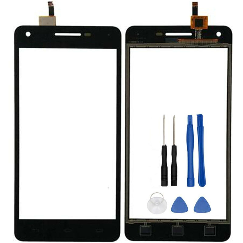 Vannego 5.0 inch Touch Panel Sensor For PHILIPS V377 377 Touch Screen Digitizer Front Glass Lens Sensor Touchscreen +tools