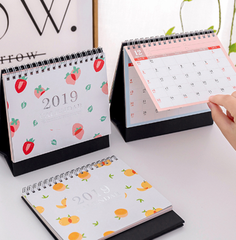 Office & School Supplies United Pp Perpetual Calendar Desktop Diy Calendar Cute Art Crafts Home Office School Desk Decoration Plan Exam Countdown Creative Gift