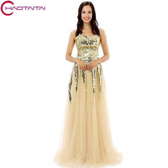 Vestido formal mujer largo