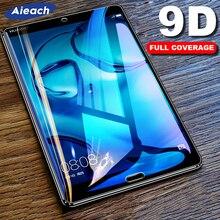 9D пленка из закаленного стекла с закругленными краями для samsung Galaxy Tab A 10,5 A 10,1 8,0 Защита экрана для Galaxy Tab S4 S5e S6