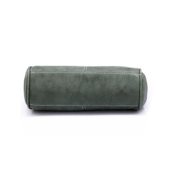 vintage pu de couro bolsas Size : 29*11*22cm