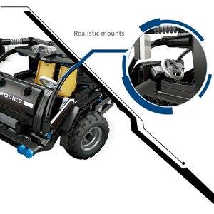 Image 5 - Technic RC Car Building Blocks Remote Control Race Model SUV Technology Build Modular DIY Bricks Toys For Kids