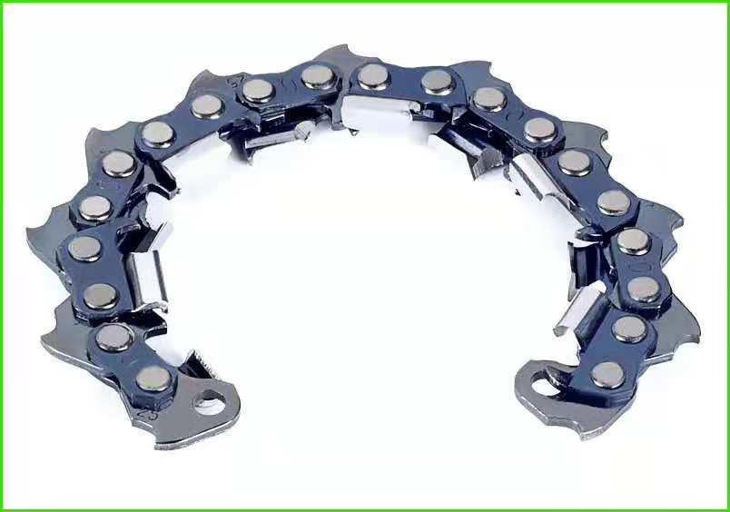 3 pièces12 pouces tronçonneuse chaînes 1/4. Pitch. 043 jauge 64 lien d'entraînement chaîne de scie professionnelle Fit Stihl MSA160C