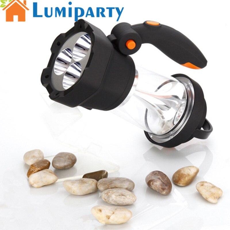 AKDSteel Outdoor Portable Flashlight Torch Energy Savingt Energy Saving Environment-Friendly Hand Power Generation Camping Lamp ...