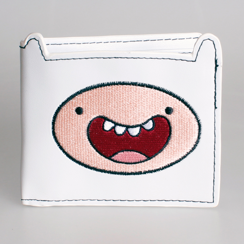 Cartoon adventure time  wallet  adventure ended old dog Short animated cartoon girls boys  wallet DFT-1212
