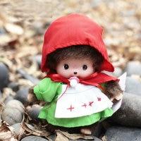 15 CM Kawaii Monkiki Baby Doll Vestito Monchichi Peluche Ripiene KIKI Bambole Giocattoli Morbidi Per Bambini Ragazze Di Compleanno Regali di Capodanno