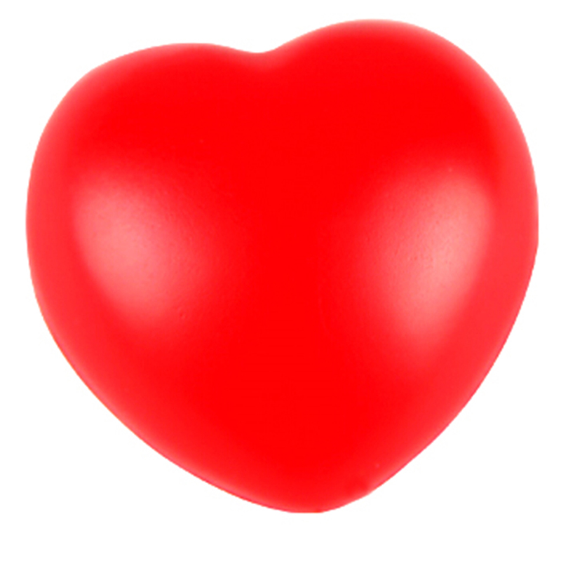 Anti-Stress Ball Toys Squeeze Relax Pressure-Relief Heart-Shaped Fun Gifts Funny 1pcs img5