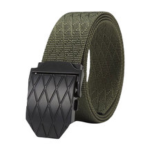2018 Fashion Men&Women Daily Belts High Quality Nylon Waist Band  Durable Military Training Casual