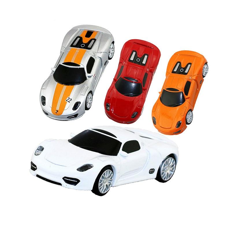 Stylo de voiture de sport lecteur Roadster voiture USB lecteur Flash 4gb 8gb 16gb 32gb carte Flash métal voiture Pendrive cadeau garçon U Disk