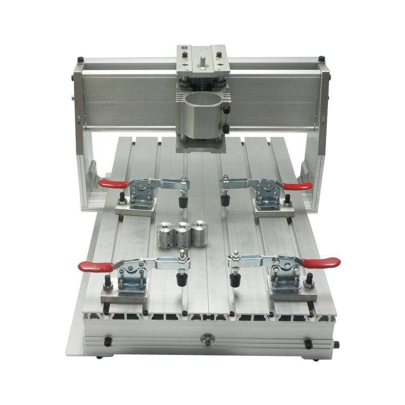 CNC Router 3040 Z-DQ Frame do CNC Da Máquina de Gravura do CNC com parafuso da esfera