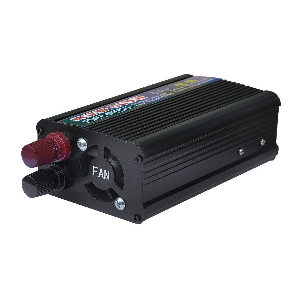 SUNYIMA 1Pc 500W DC12V 24V Zu AC220V Reine Sinus Welle Inverter Fuß Power Solar-wechselrichter Power Converter für Auto Haushalt DIY