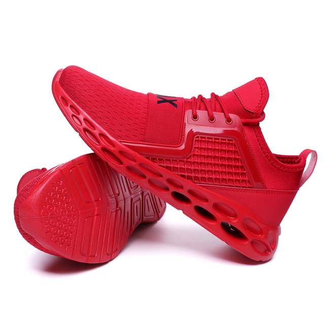Men Shoes Running Shoes for Man 2019 Braned Zapatos De Hombre Air Sports Shoes Sneakers for Men Red Zapatillas Hombre Deportiva 5