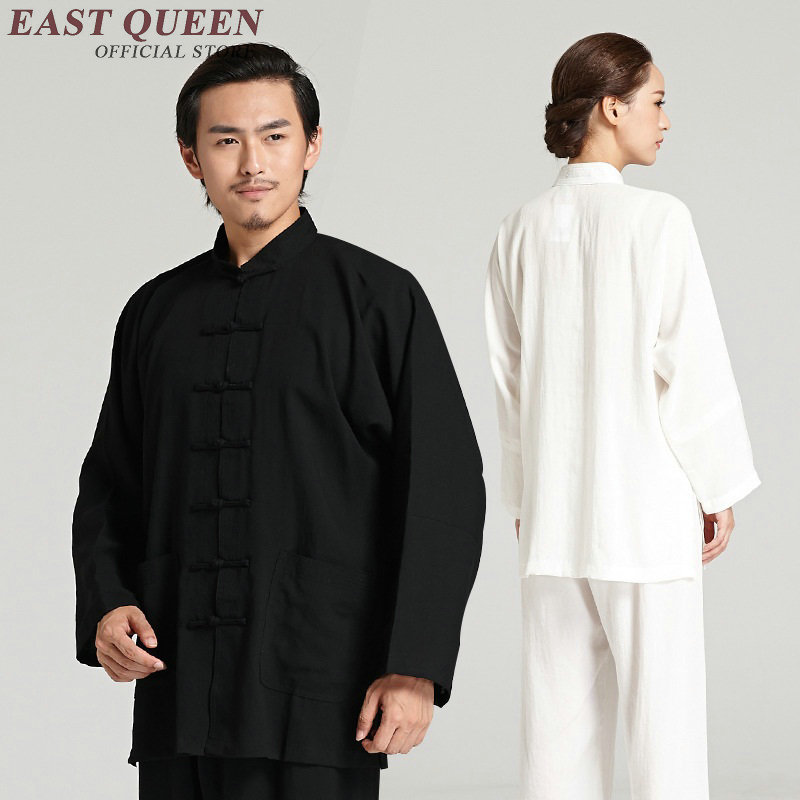 Tai chi uniform clothing taichi clothes women men wushu clothing kung fu uniform suit martial arts uniform exercise KK1341 H