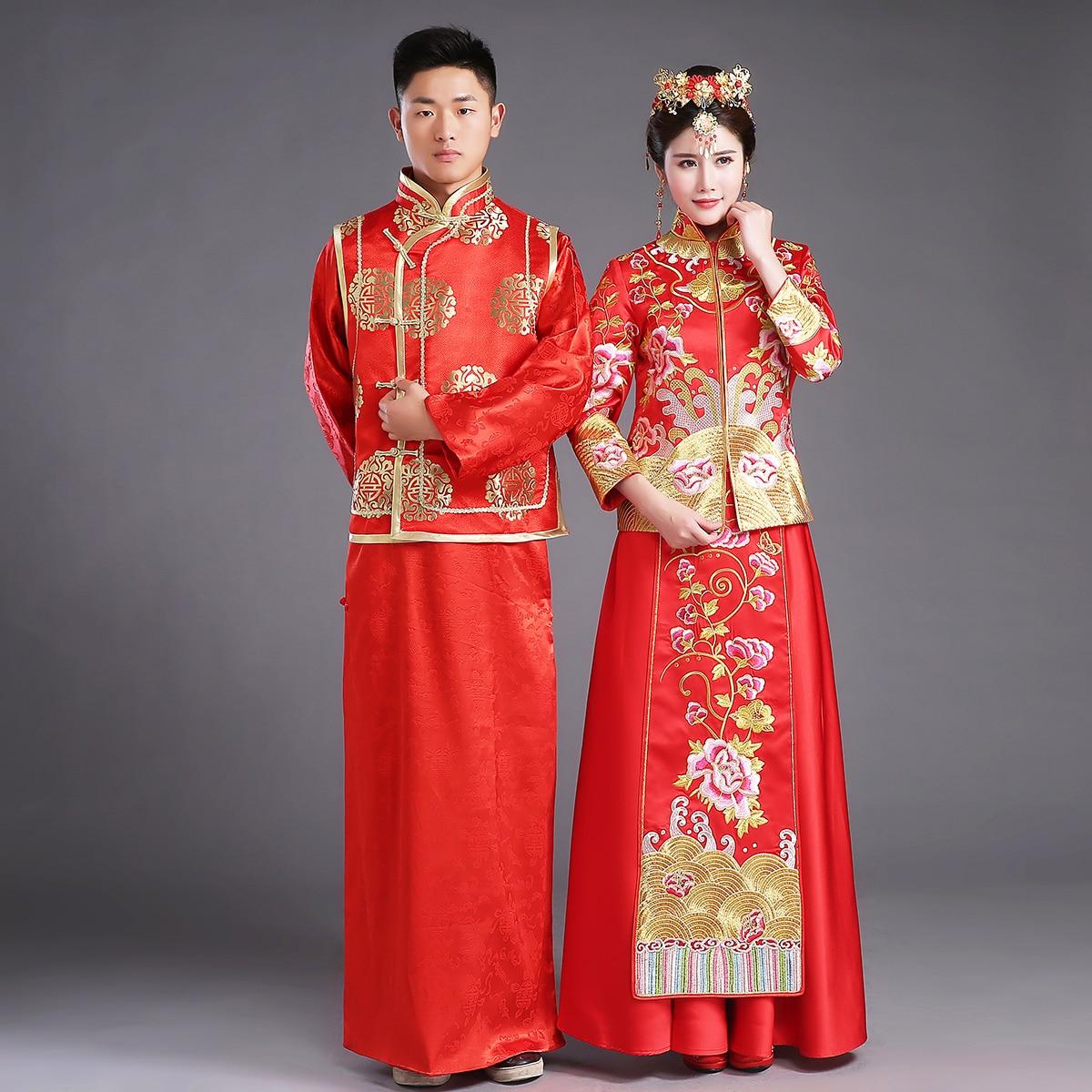 Китайские национальные костюмы фото