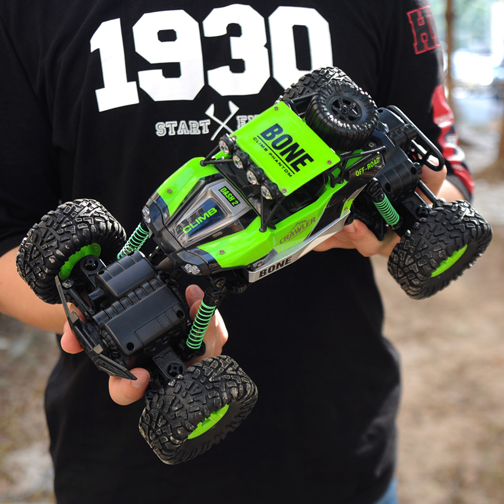 GizmoVine RC Car 2.4G Model 1:16 Scale Rock Crawler Rally Car 4WD Car Double Motors Drive Truck Remote Control Off Road Rc Toys toys for boys rc model big off road rally trucks remote control truck rc truck trailer hercules remote control toys rc trailer