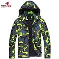 Последним размер XL ~ 5XL мужчины и женская мода пиджаки камуфляж военная водонепроницаемый дышащий бомбардировщик куртки и пальто FXL999