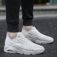 2017 Male Shoes Sport Tenis Masculino Krasovki White Shoes Zapatos Hombre Sapatos Masculino Men Casual Shoes Hot Sale Breathable