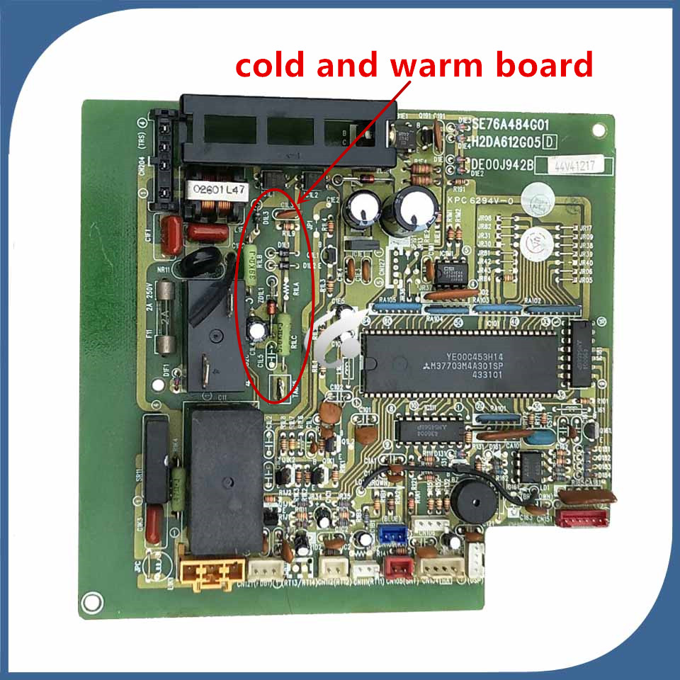 95 new good working for air conditioning Computer board MSH 12LV SE76A484G01 H2DA612G05 DE00J942B control board