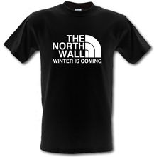 GAME OF THRONES THE NORTH WALL WINTER IS COMING T-shirt All Colours / S-XXL Harajuku Tops Fashion Classic