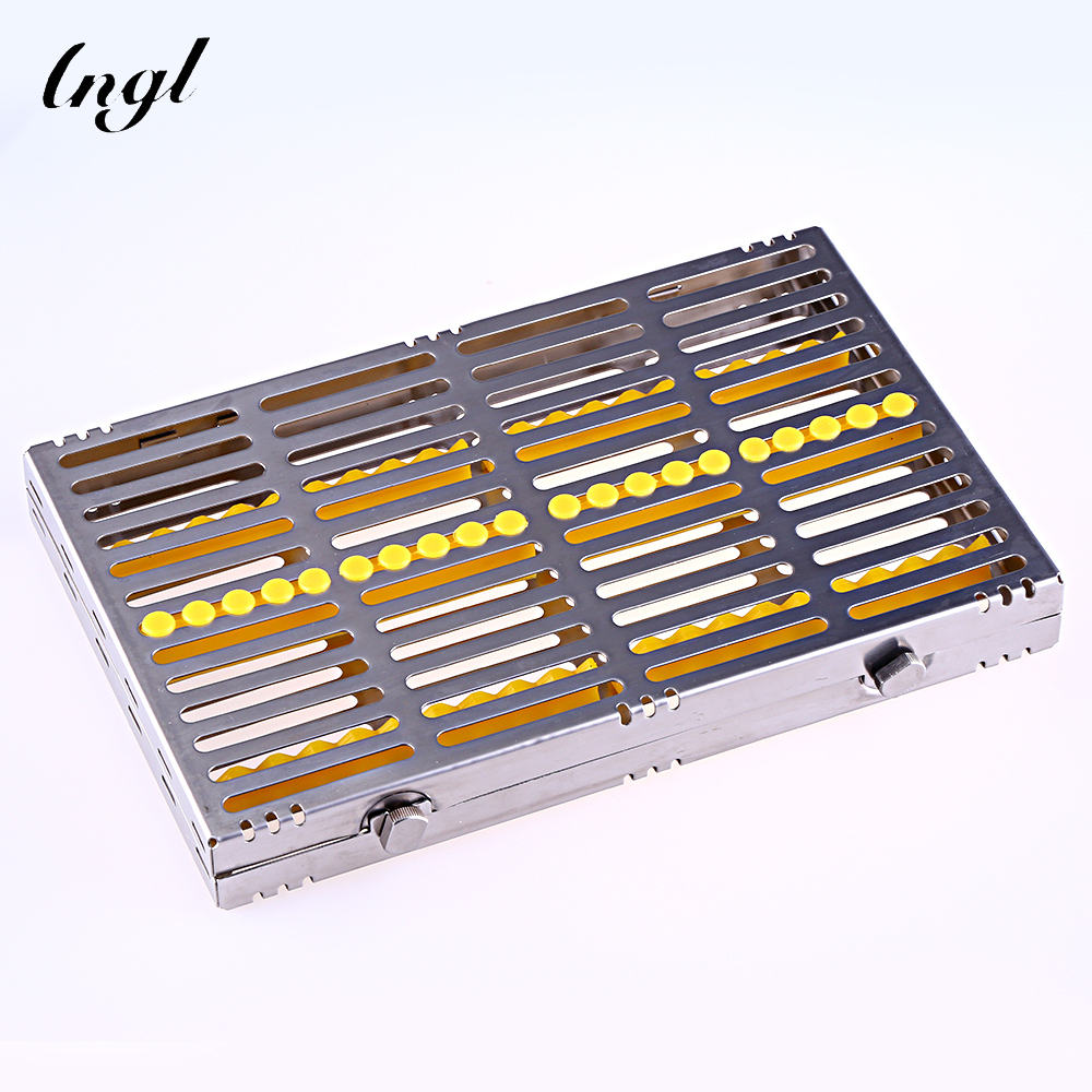 Dental Sterilization Cassette Disinfection Rack Tray Box For 20 Instrument Dentistry Material Dentist Tool Free Shipping бенцони жюльетта талисман отчаянных