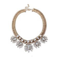 Exaggerated atmosphere necklace