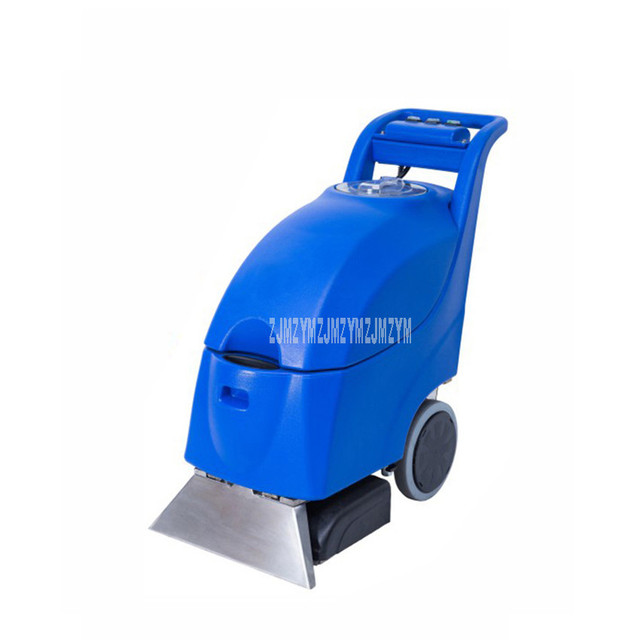 Cold/Hot Water Electric Floor Carpet Cleaning Machine Mop Cleaner Multifunctional Commercial Hotel Hall Carpet Washing Robot