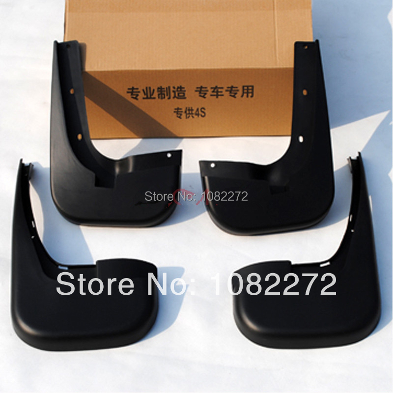 4pcs Mudguard  Mud Flaps Splash Guard Fender For Mercedes Benz Viano 2011 2012 2013 car accesorios styling for nissan patrol y62 2017 mudguards mud flaps splash guards mud guards mudguard mud guard 4pcs set