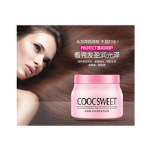 Plant Rose Hair Care Cream Anti-Dryness Moisturizing Hydrating Hair Cream for Permed Hair and Dyed Hair Care 500g