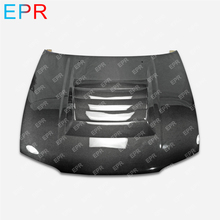 цена на For Nissan Skyline R33 Carbon Fiber Nismo Hood Car Styling Body Kit Auto Tuning Part For GTR R33 GTR Nismo Style Hood