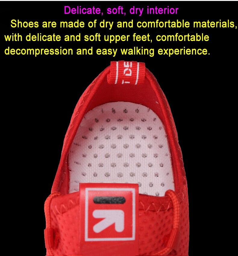 Pure Color Light Casual Shoes Mesh Cloth Men's Shoes Breathable Walking Jogging Shoes Large Size Men's Shoes 46 (7)