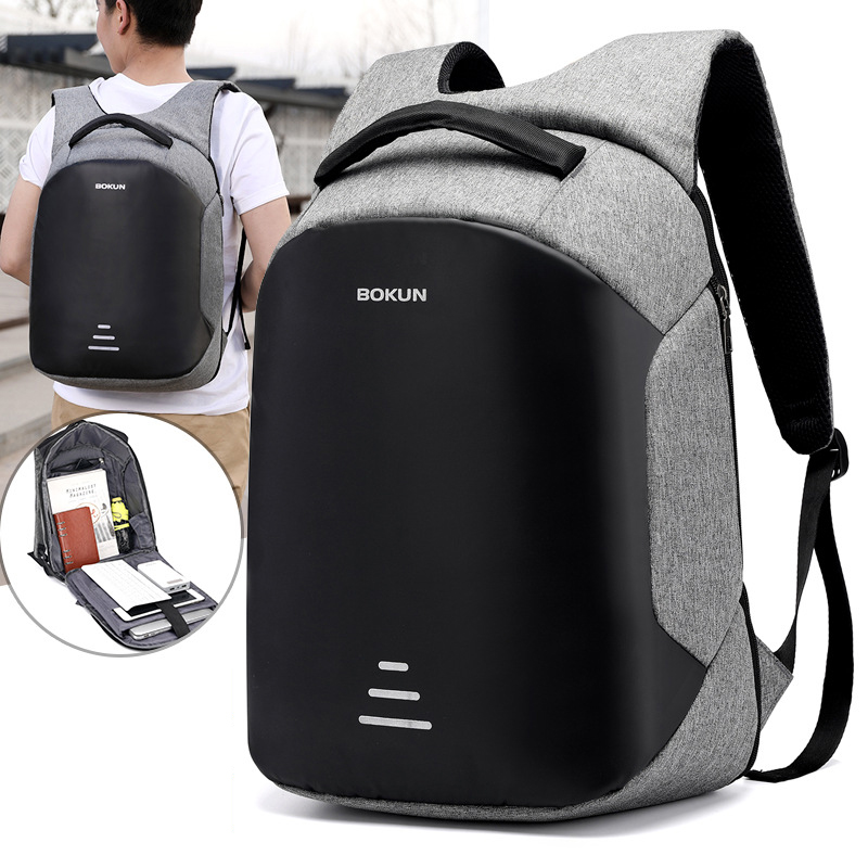 Brand Swiss Laptop 15Backpack External USB Charge Swiss Computer Backpacks Anti-theft Backpack Waterproof Bags for Men Women cool bell anti theft notebook backpack 15 6 inch waterproof computer backpack for men women external usb charge laptop bag
