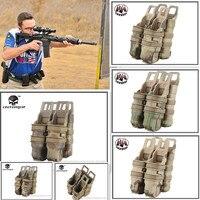 EMERSON gear Fastmag Rifle Pistol Magazine Pouch mag pouch nylon EM6349 AT/FG MC DD HLD Kryptek Mandrake pouches