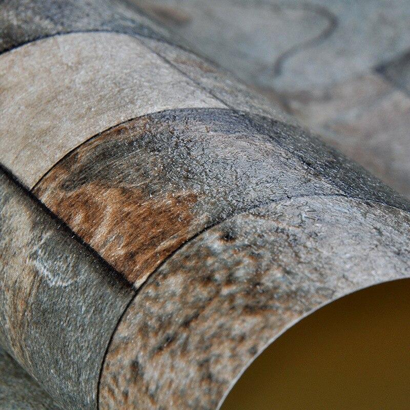 estilo retro d estreo imitacin de ladrillo de piedra roca rollo de papel para caf bar