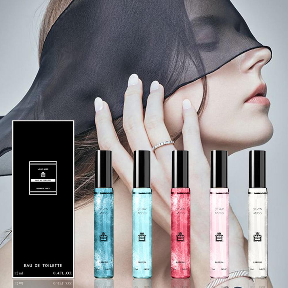 VIBRANT GLAMOUR 12ml Portable Parfume Body Spray Scent Lasting Fragrance For Women & Men Sweat Deodorant