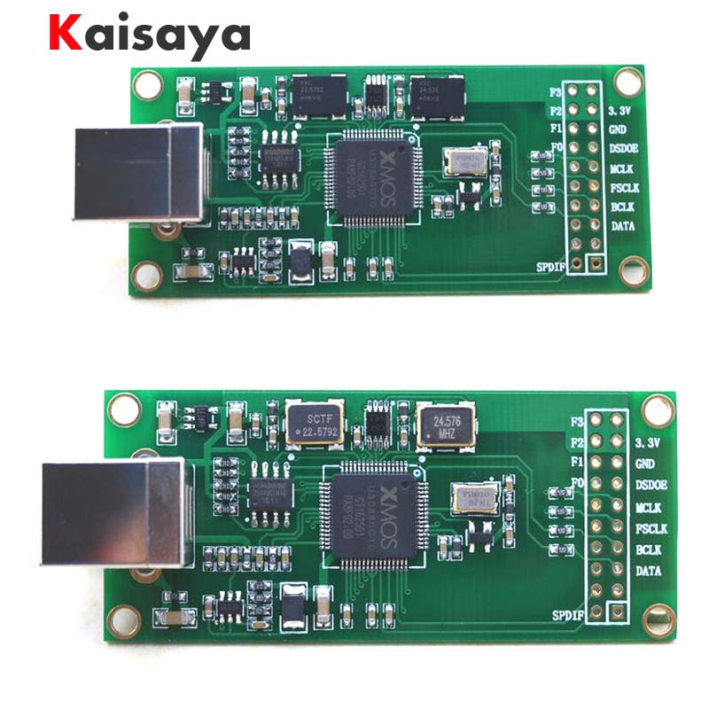New XU208 xmos USB digital audio interface U8 upgrade asynchronous amanero module for hifi amplifier A3-004 A3-003 nokotion 646176 001 laptop motherboard for hp cq43 intel hm55 ati hd 6370 ddr3 mainboard full tested