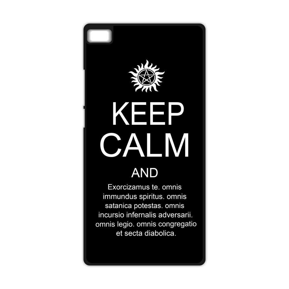 coque huawei p10 lite keep calm