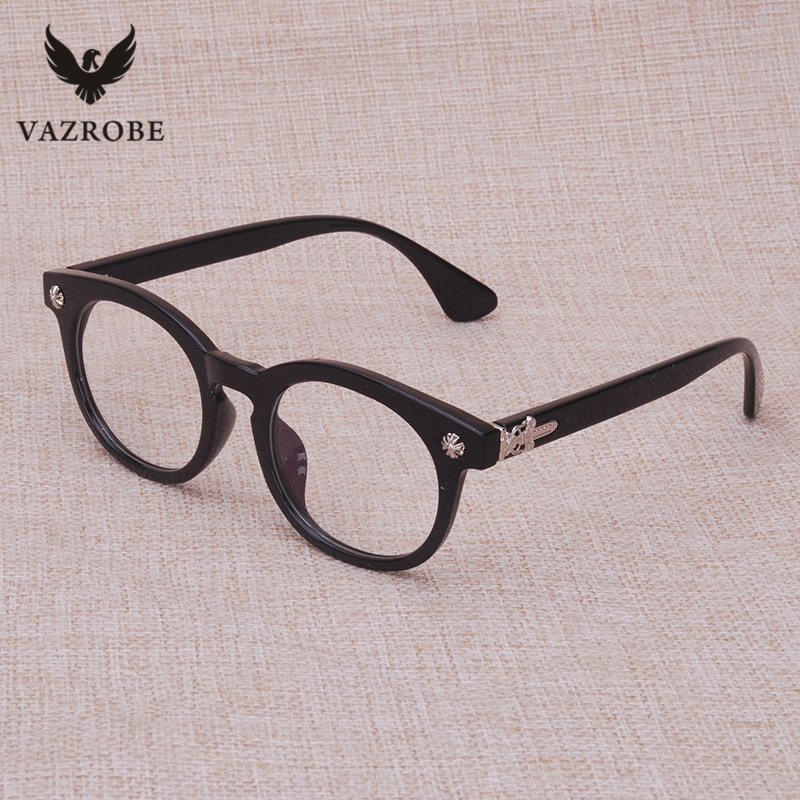 round eyeglass frames men