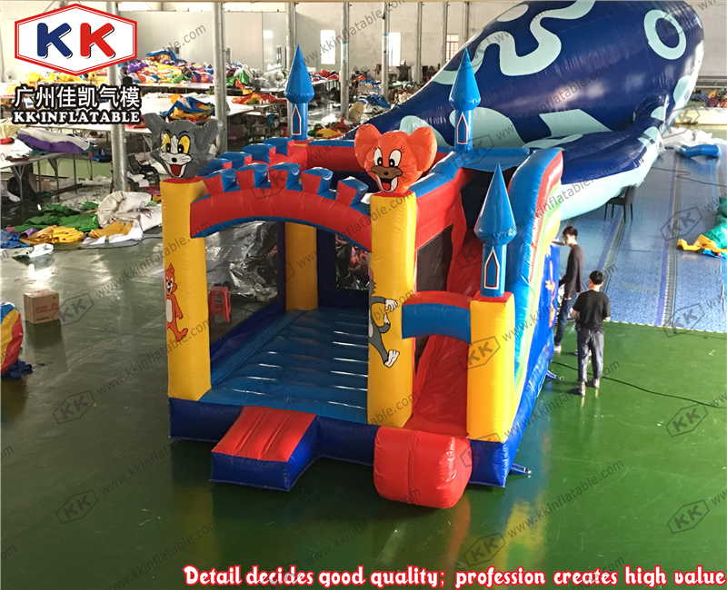 comemrcial bouncing castles combo inflatable for kidscomemrcial bouncing castles combo inflatable for kids