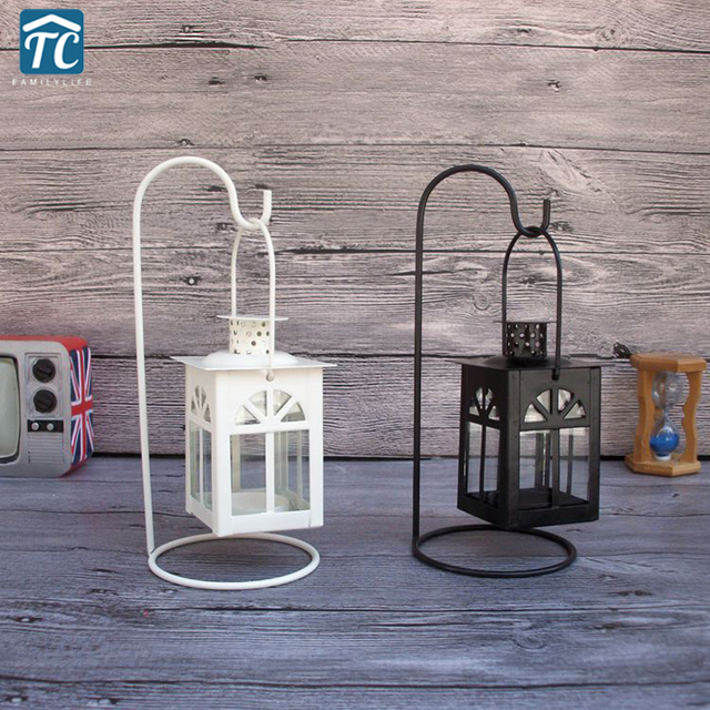 Romantic Moroccan Style Metal Wall Hanging Votive Candle Holder Wedding  Candlestick Hanging Lantern Wedding Decorative