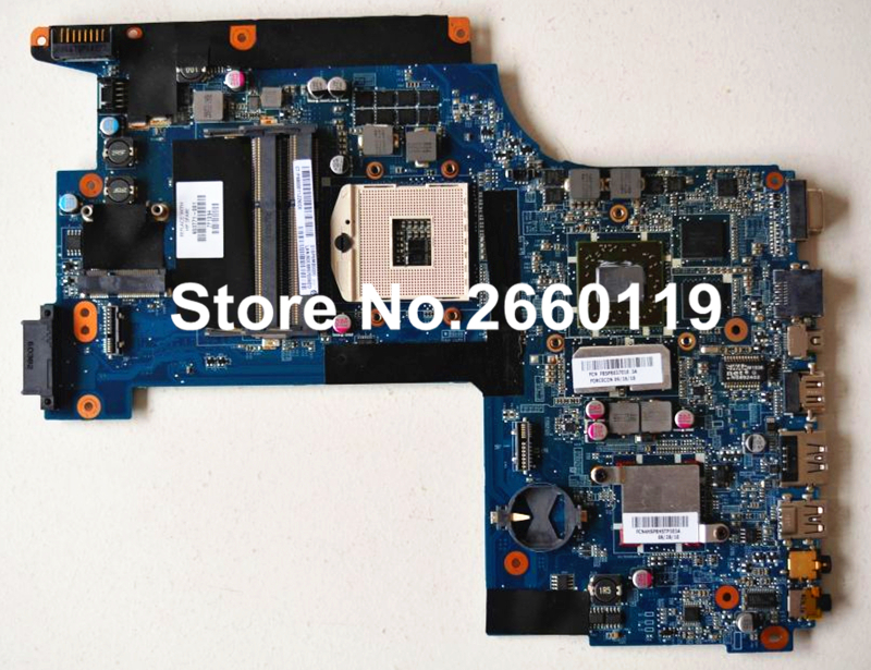 все цены на  laptop motherboard for HP 603771-001 DA0SP8MB6E0 system mainboard fully tested and working well  онлайн