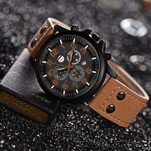 LIANDU Men Brand Sports Watch Leather Casual Quartz Watch Fashion Army Military Wristwatch relogio eletronico relojes deportivos skmei brand sports watches mens relojes led digital watch shock resist fashion casual quartz watch army military men wristwatch