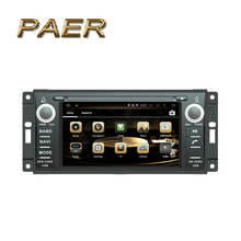 Quad Core Android 5.1 Fit JEEP COMMANDER, WRANGLER Car DVD Player GPS Radio
