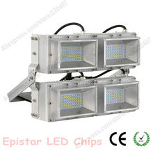 New LED Flood light AC85-265V IP67 floodlight 50W 100W 150/200/400/600W SMD2835 Epistar COB Chips LED Sporlight Out door lights(China)