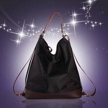 Large Capacity Nylon Shoulder Bag